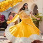 The Beauty of Traditional Yellow Bridal Dresses